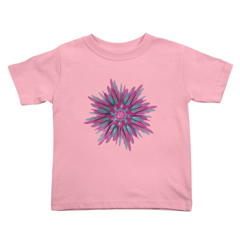Bloom Kids Toddler T-Shirt by Obvious Warrior Artist Shop