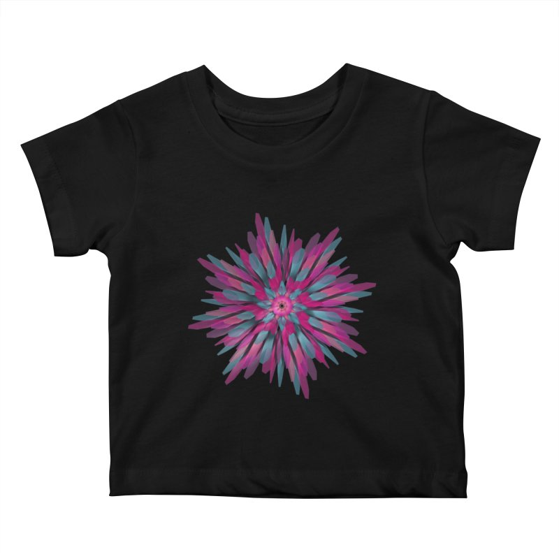 Bloom Kids Baby T-Shirt by Obvious Warrior Artist Shop
