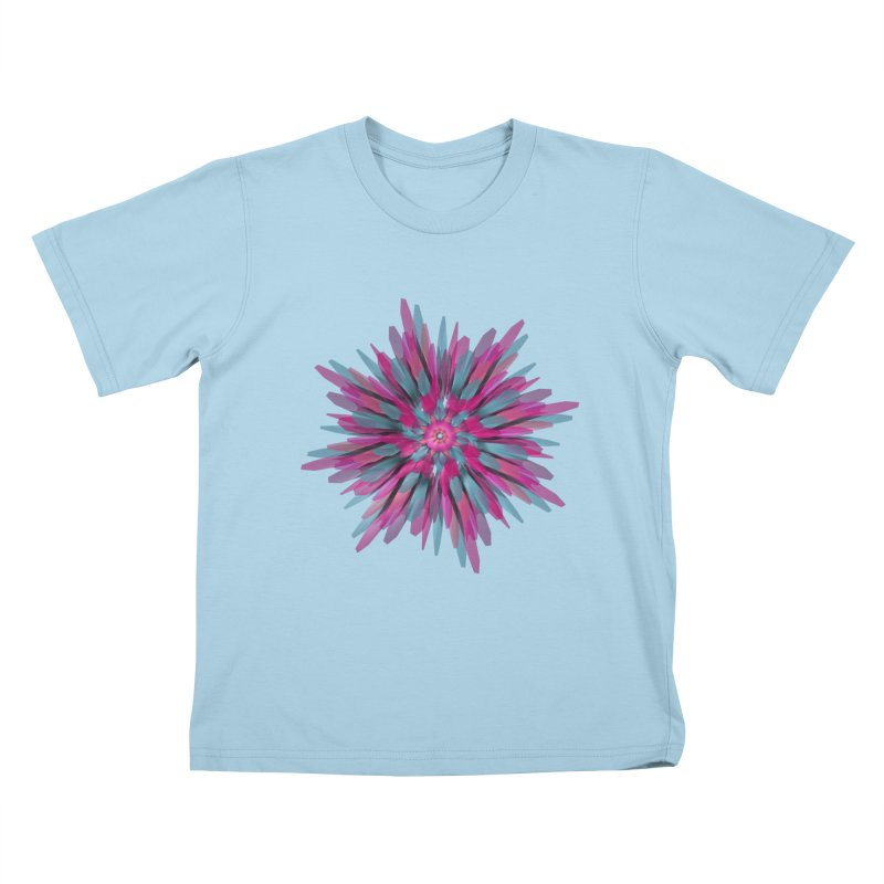 Bloom Kids T-shirt by Obvious Warrior Artist Shop