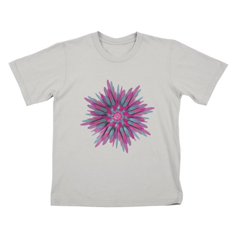 Bloom Kids T-shirt by Obvious Warrior Artist Shop