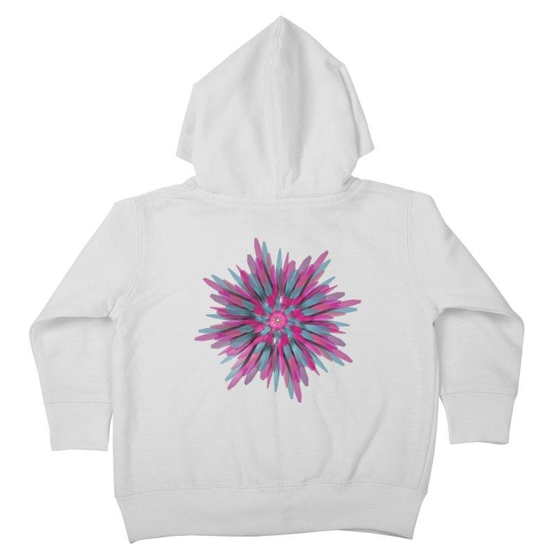 Bloom Kids Toddler Zip-Up Hoody by Obvious Warrior Artist Shop