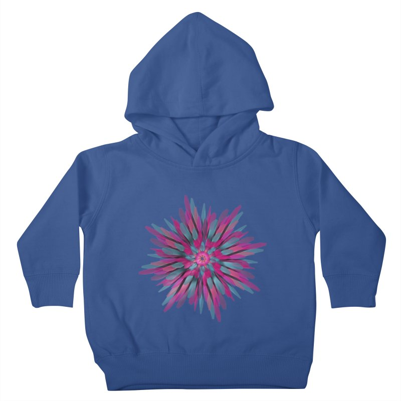 Bloom Kids Toddler Pullover Hoody by Obvious Warrior Artist Shop