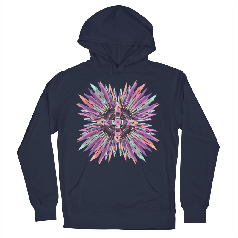 MNFLD Women's Pullover Hoody by Obvious Warrior Artist Shop