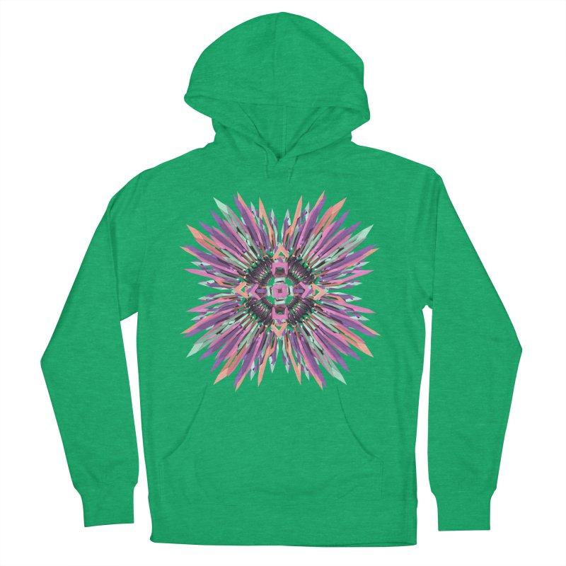 MNFLD Men's Pullover Hoody by Obvious Warrior Artist Shop