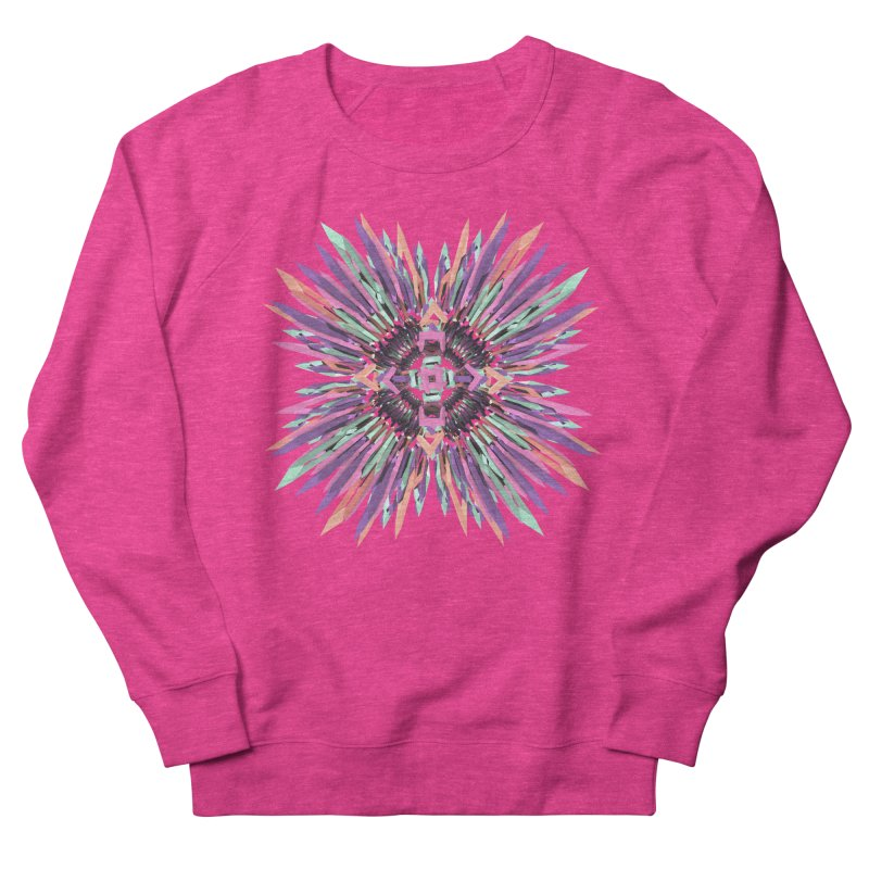 MNFLD Men's Sweatshirt by Obvious Warrior Artist Shop