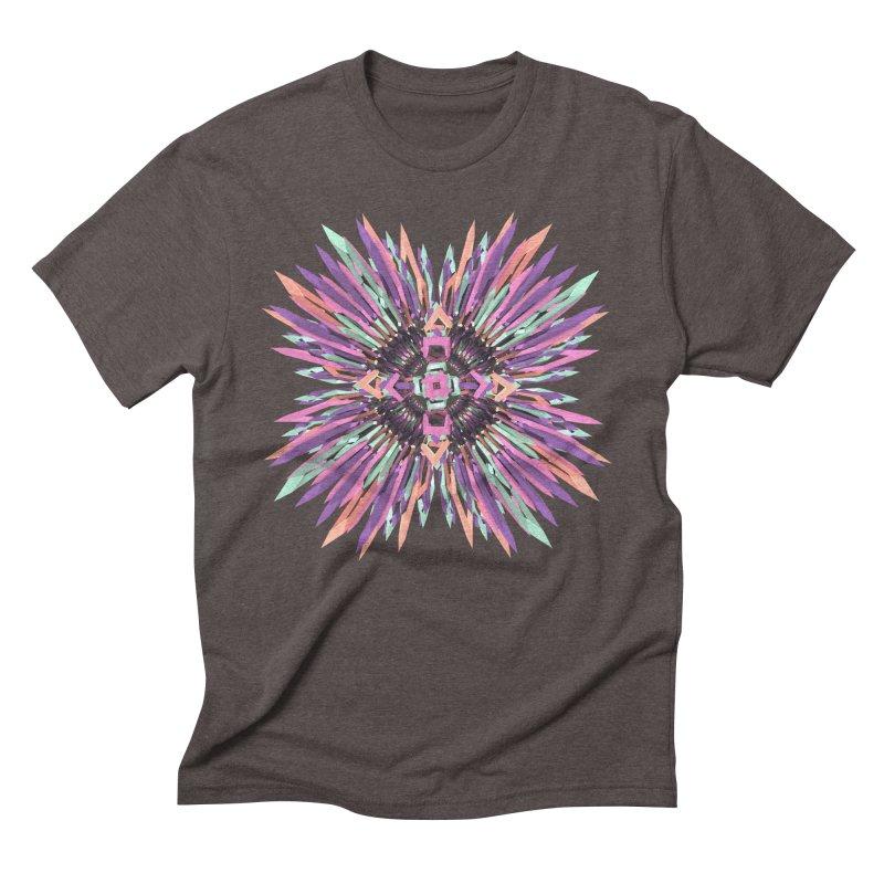 MNFLD Men's Triblend T-Shirt by Obvious Warrior Artist Shop