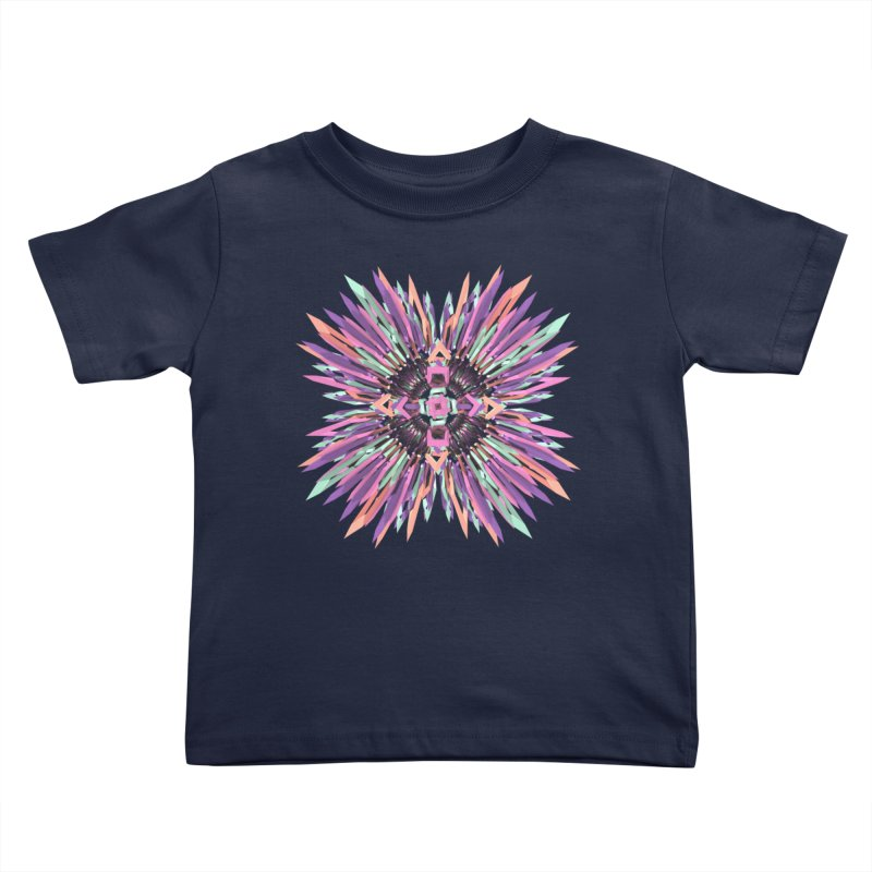 MNFLD Kids Toddler T-Shirt by Obvious Warrior Artist Shop