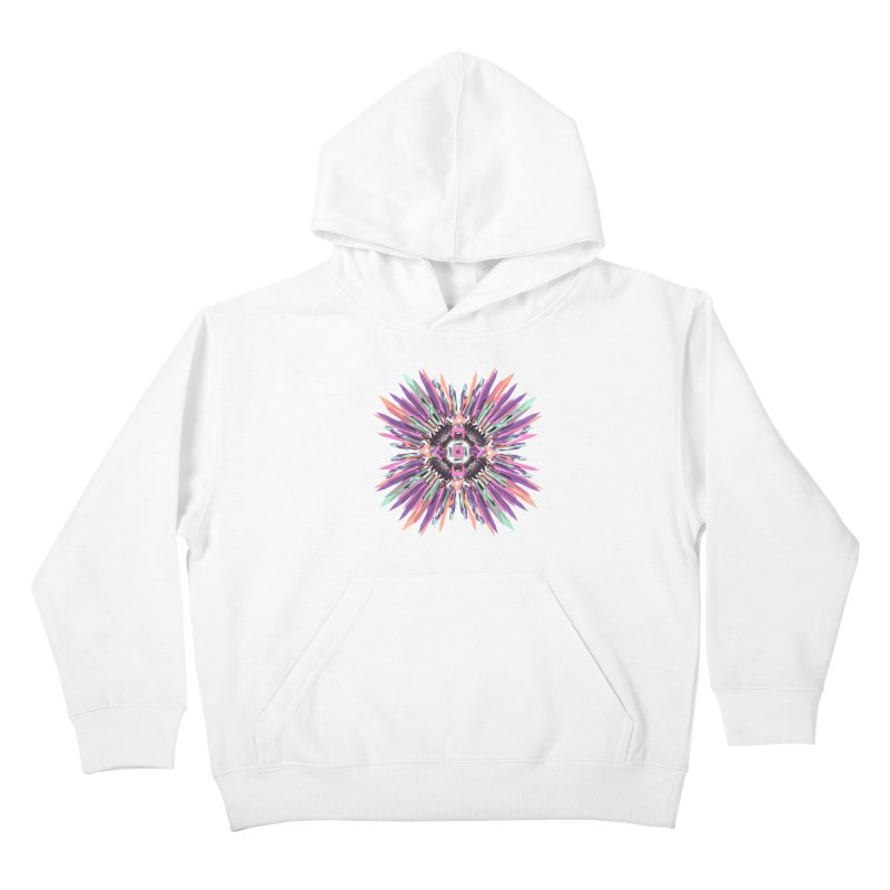 MNFLD Kids Pullover Hoody by Obvious Warrior Artist Shop