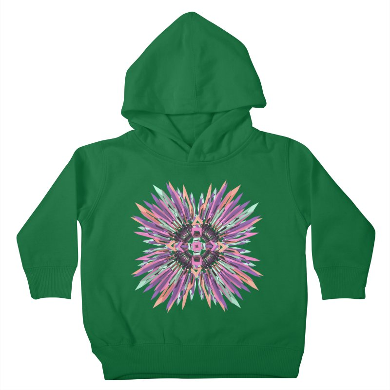 MNFLD Kids Toddler Pullover Hoody by Obvious Warrior Artist Shop