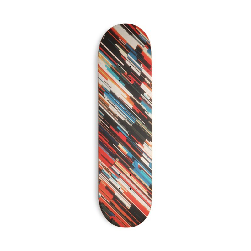 Data Galore Accessories Deck Only Skateboard by Obvious Warrior