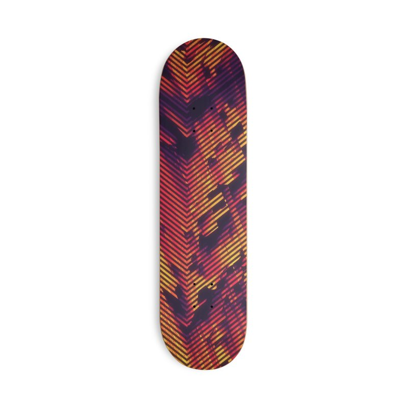 Let Them Wither And Crumble To Dust Accessories Deck Only Skateboard by Obvious Warrior