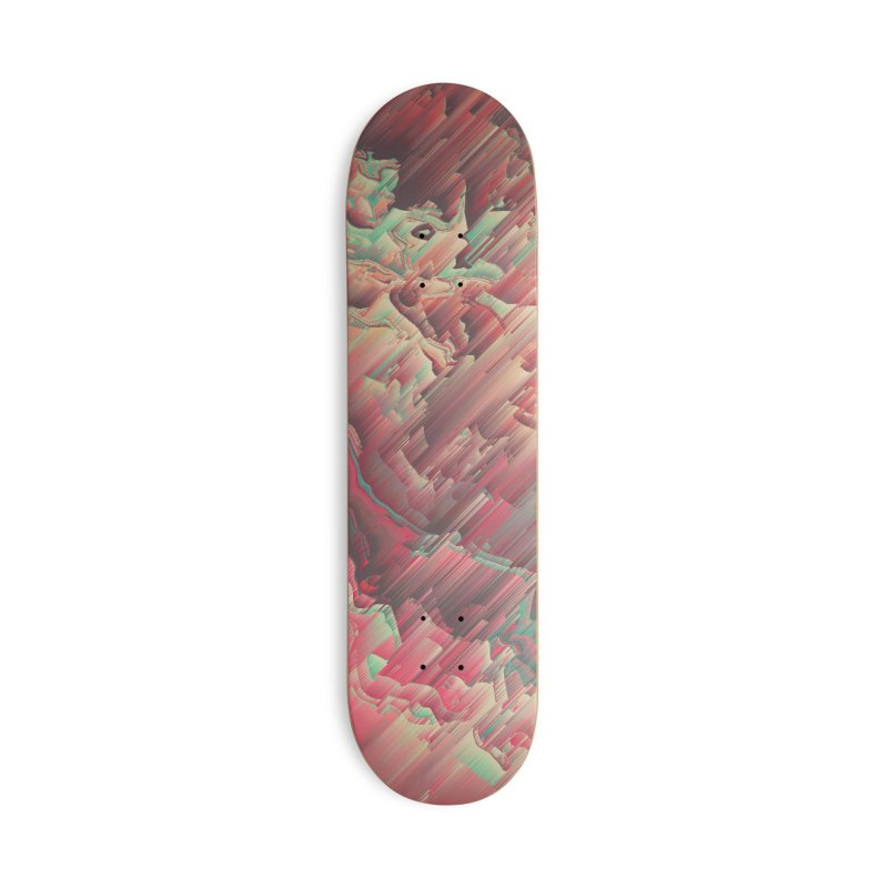 Organza Accessories Deck Only Skateboard by Obvious Warrior
