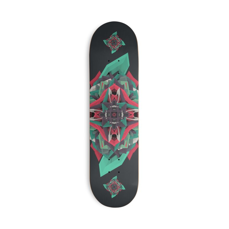 Truth Flower Accessories Deck Only Skateboard by Obvious Warrior
