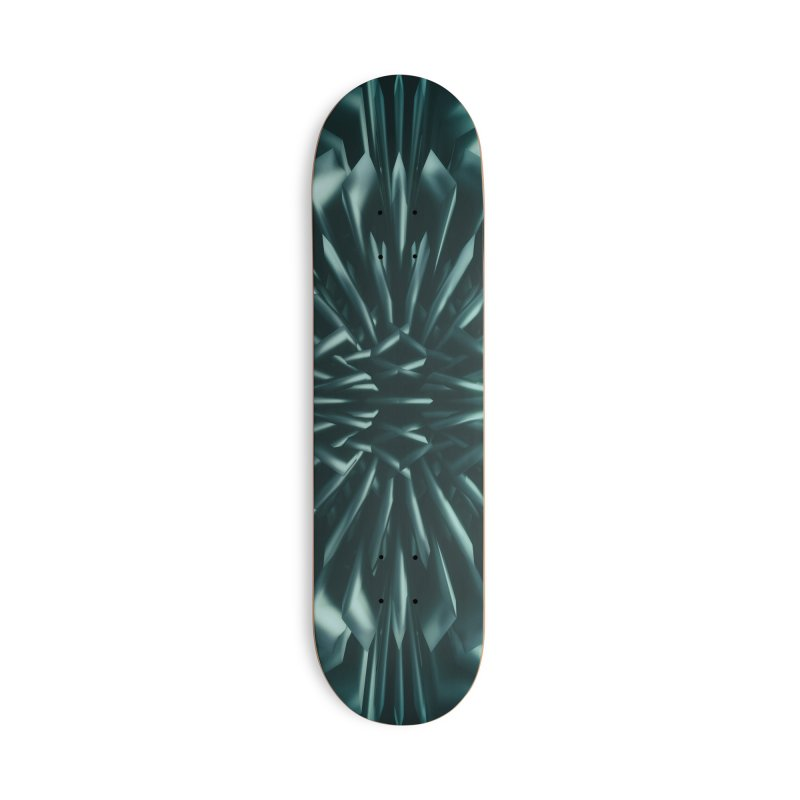 Conglomerate Accessories Deck Only Skateboard by Obvious Warrior