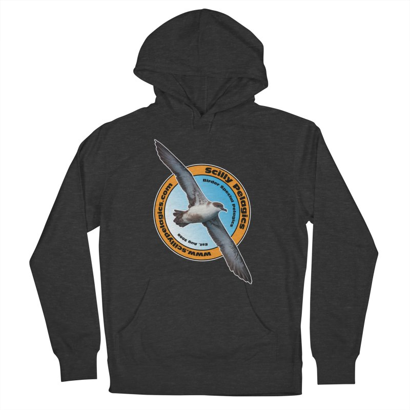 Scilly Pelagics - Great Shearwater Women's Pullover Hoody by Oceanrunner's Artist Shop