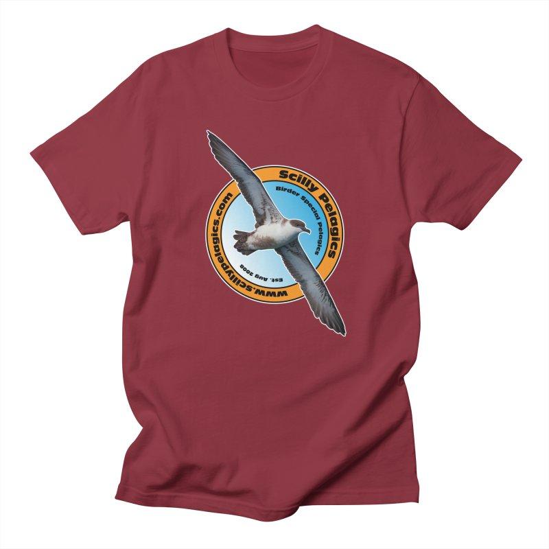 Scilly Pelagics - Great Shearwater Women's Unisex T-Shirt by Oceanrunner's Artist Shop