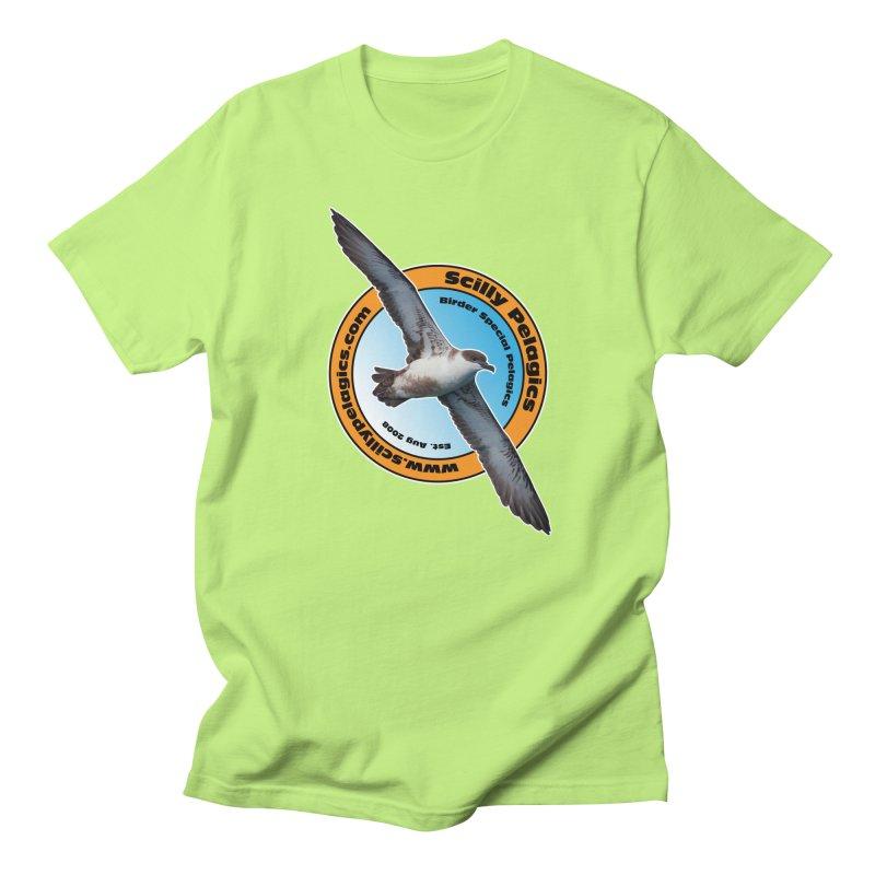 Scilly Pelagics - Great Shearwater Men's T-Shirt by Oceanrunner's Artist Shop