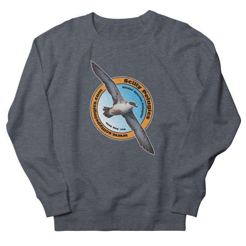 Scilly Pelagics - Great Shearwater Women's Sweatshirt by Oceanrunner's Artist Shop