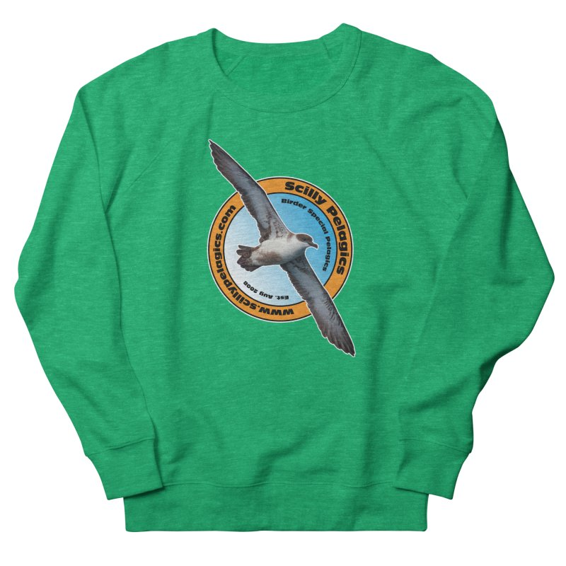Scilly Pelagics - Great Shearwater Men's Sweatshirt by Oceanrunner's Artist Shop