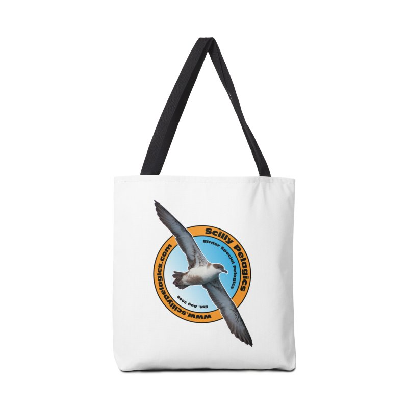 Scilly Pelagics - Great Shearwater Accessories Bag by Oceanrunner's Artist Shop