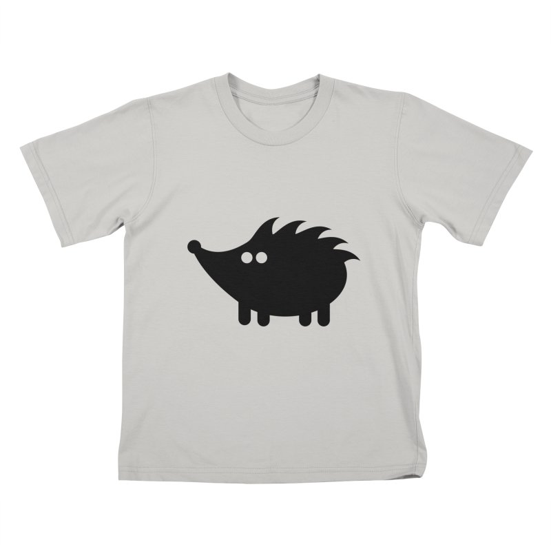Hedgehog Icon Kids T-Shirt by