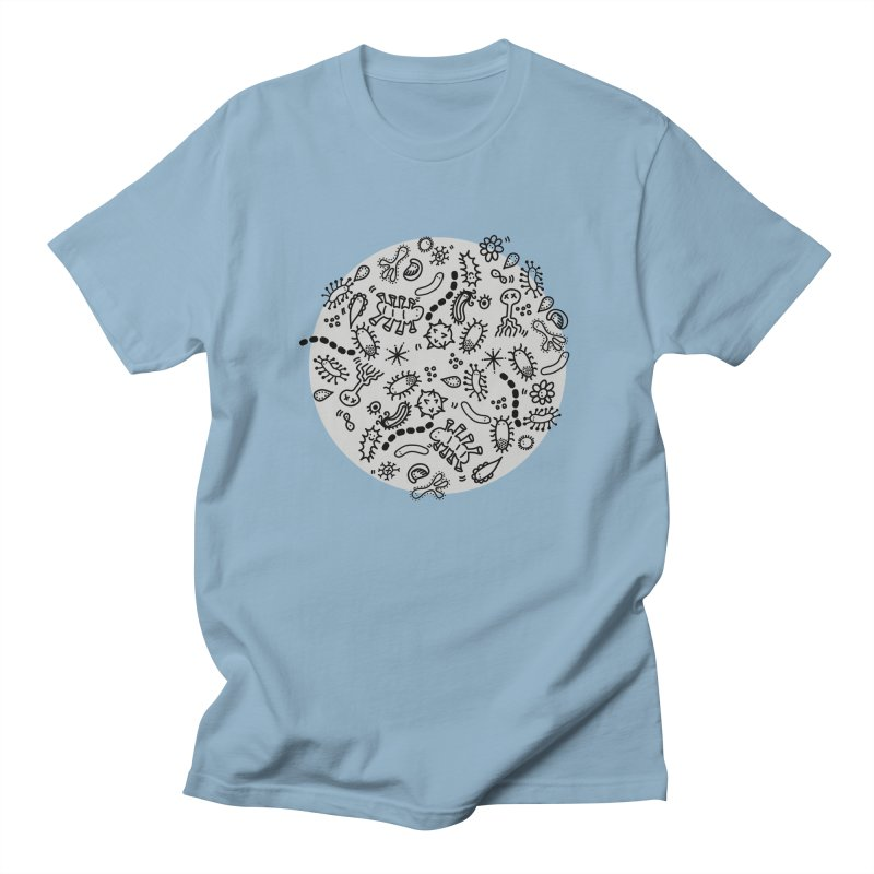 Microbiome Men's T-Shirt by