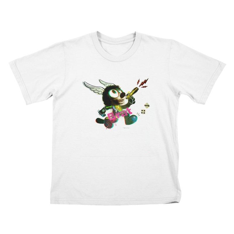 Brat Kids T-Shirt by