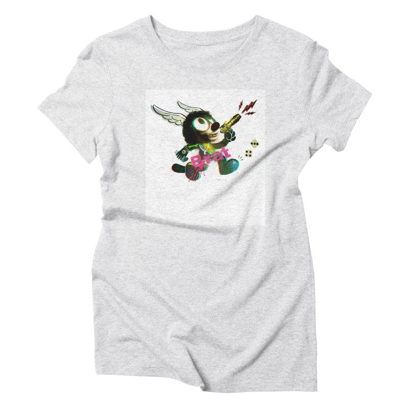 Brat Women's Triblend T-shirt by
