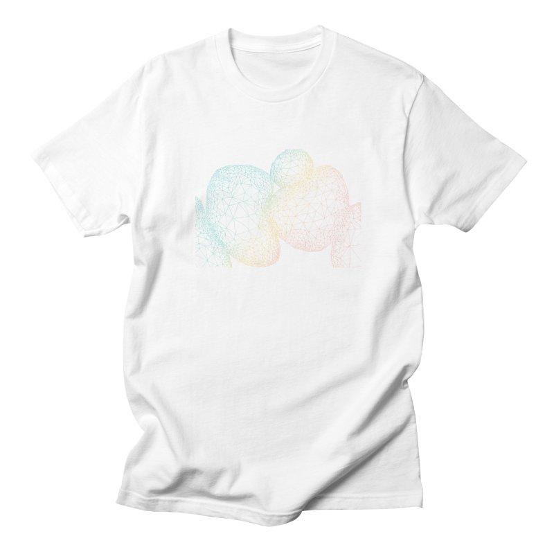 Geometric doodles Men's T-Shirt by