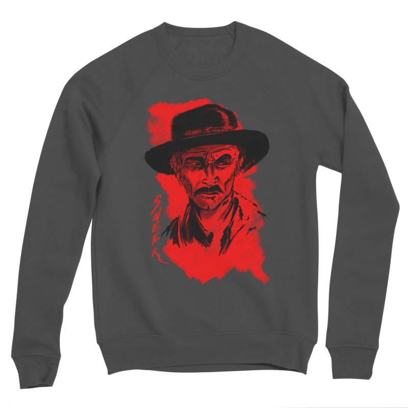 (Whistles In Italian) Men's Sponge Fleece Sweatshirt by octoberbuilt's Artist Shop