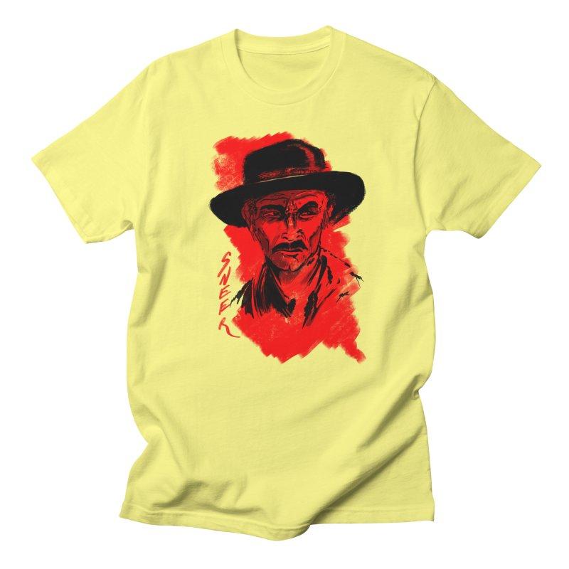 (Whistles In Italian) Men's T-Shirt by octoberbuilt's Artist Shop