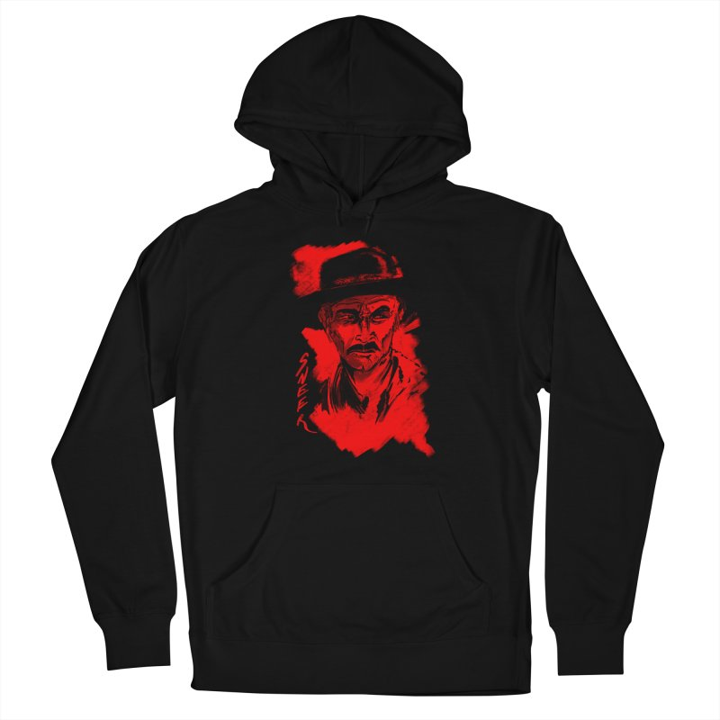 (Whistles In Italian) Men's Pullover Hoody by octoberbuilt's Artist Shop