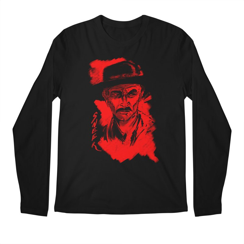 (Whistles In Italian) Men's Regular Longsleeve T-Shirt by octoberbuilt's Artist Shop