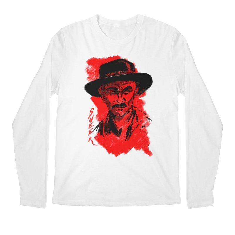 (Whistles In Italian) Men's Regular Longsleeve T-Shirt by octoberbuilt's Artist Shop