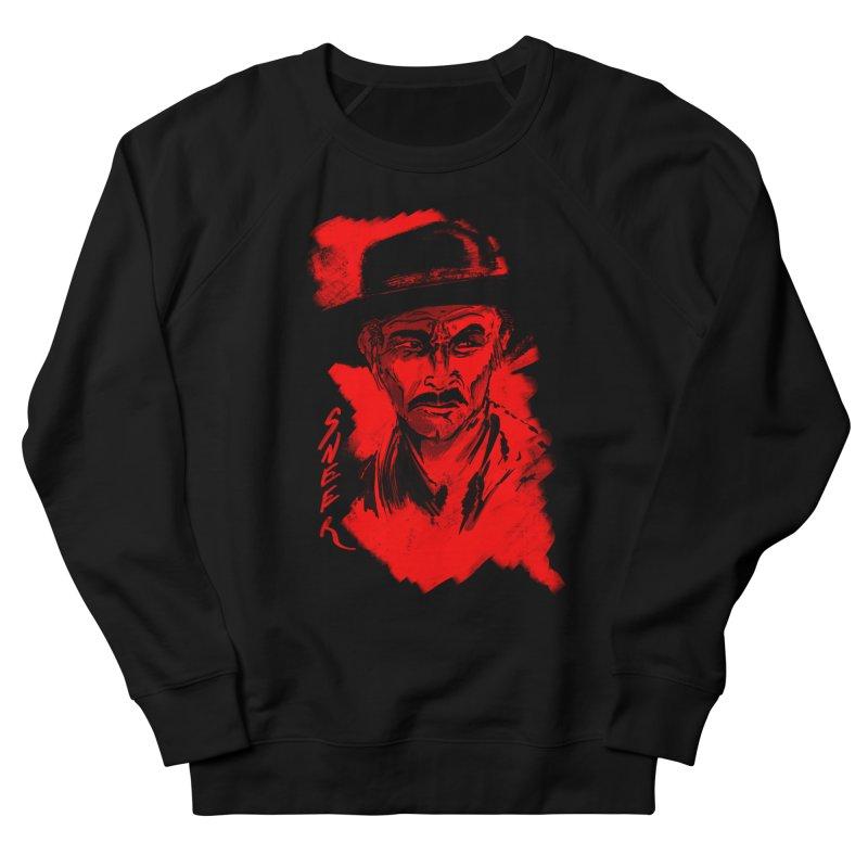(Whistles In Italian) Men's French Terry Sweatshirt by octoberbuilt's Artist Shop