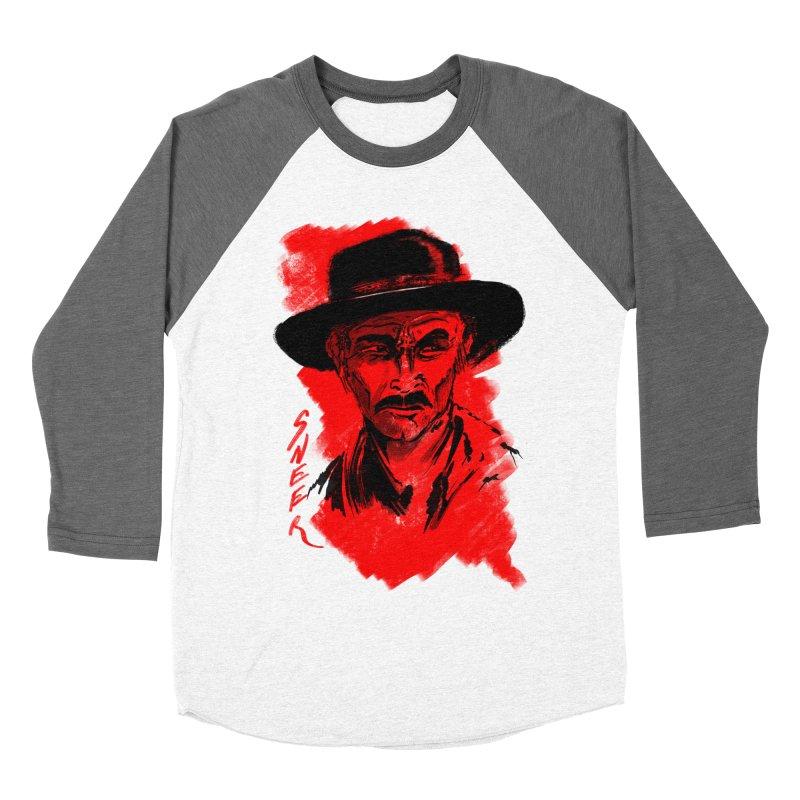 (Whistles In Italian) Women's Baseball Triblend Longsleeve T-Shirt by octoberbuilt's Artist Shop