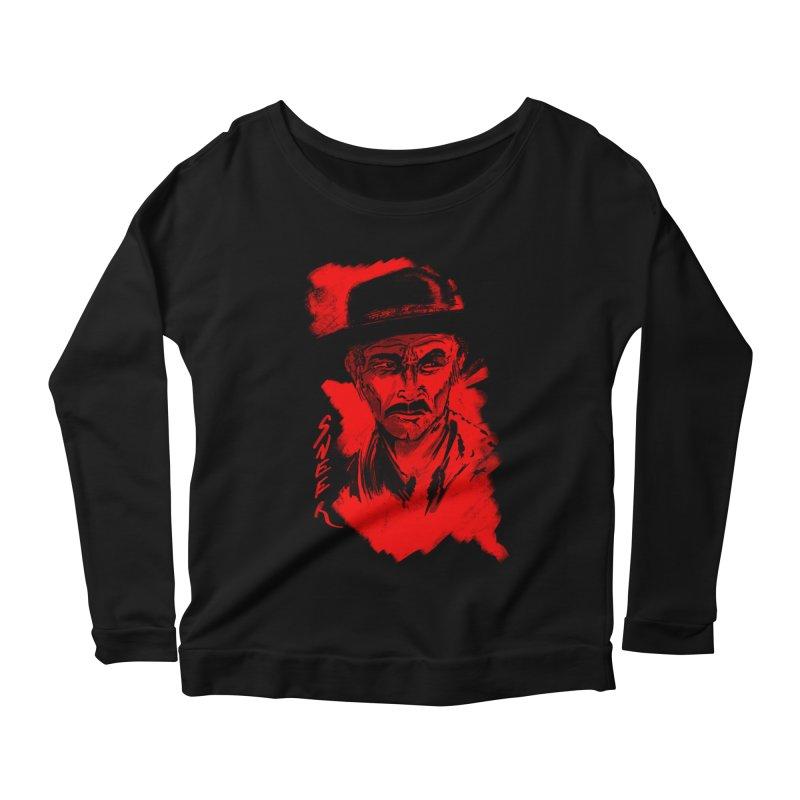 (Whistles In Italian) Women's Scoop Neck Longsleeve T-Shirt by octoberbuilt's Artist Shop