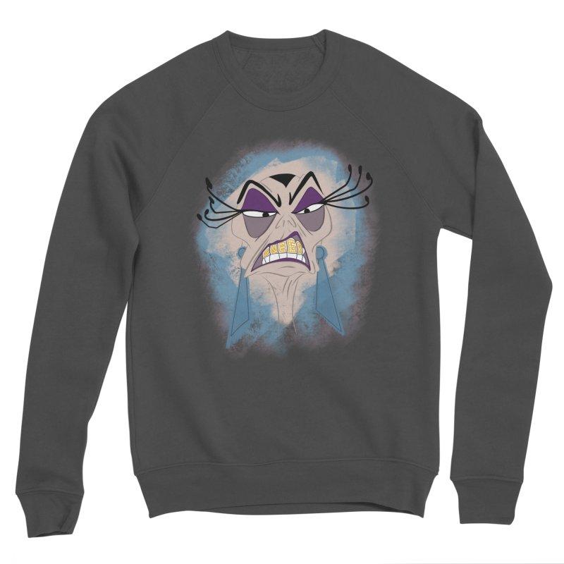 Fool's Gold Men's Sponge Fleece Sweatshirt by octoberbuilt's Artist Shop