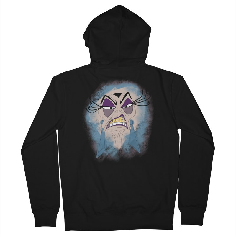 Fool's Gold Women's French Terry Zip-Up Hoody by octoberbuilt's Artist Shop