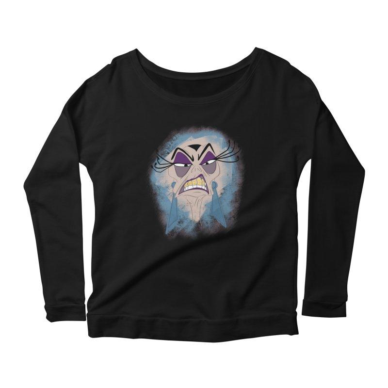 Fool's Gold Women's Scoop Neck Longsleeve T-Shirt by octoberbuilt's Artist Shop