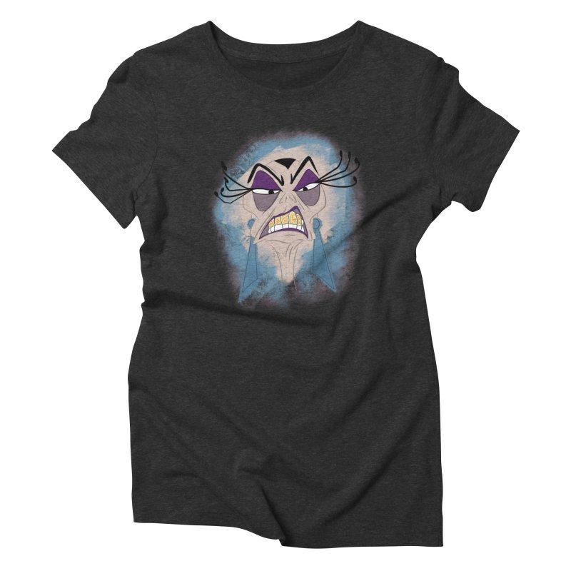 Fool's Gold Women's Triblend T-Shirt by octoberbuilt's Artist Shop