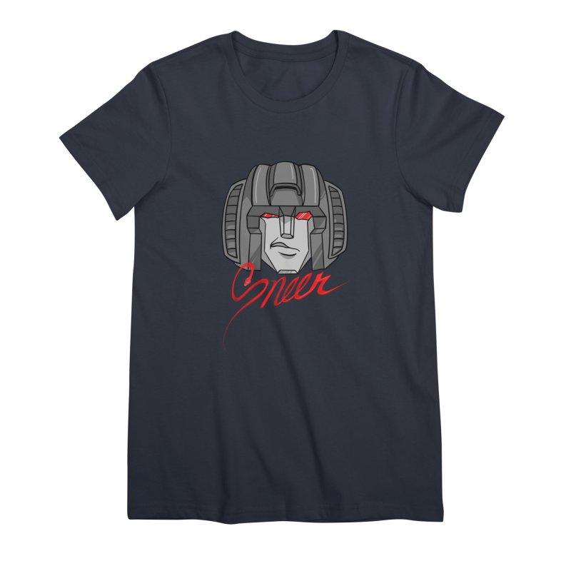 A Snake In The Stars Women's Premium T-Shirt by octoberbuilt's Artist Shop