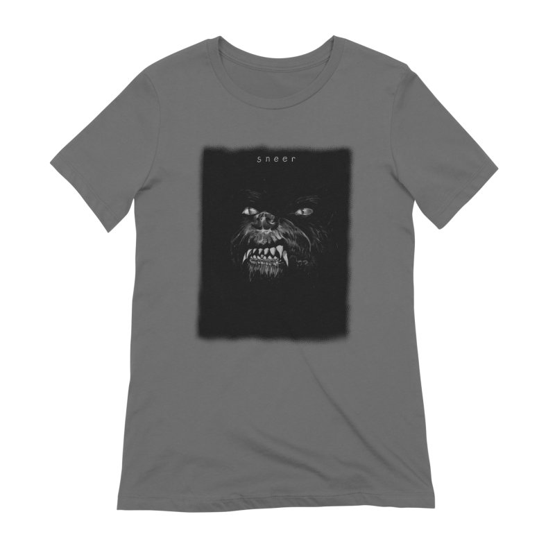 Trust In (The) Nothing Women's Extra Soft T-Shirt by octoberbuilt's Artist Shop