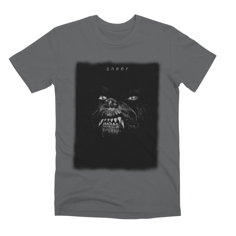 Trust In (The) Nothing Men's Premium T-Shirt by octoberbuilt's Artist Shop