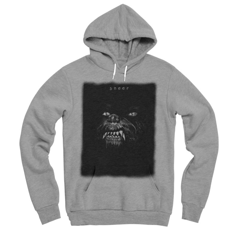 Trust In (The) Nothing Women's Sponge Fleece Pullover Hoody by octoberbuilt's Artist Shop