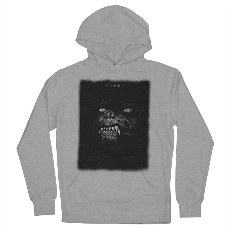 Trust In (The) Nothing Men's French Terry Pullover Hoody by octoberbuilt's Artist Shop