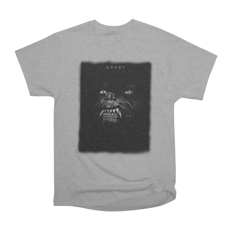 Trust In (The) Nothing Women's Heavyweight Unisex T-Shirt by octoberbuilt's Artist Shop
