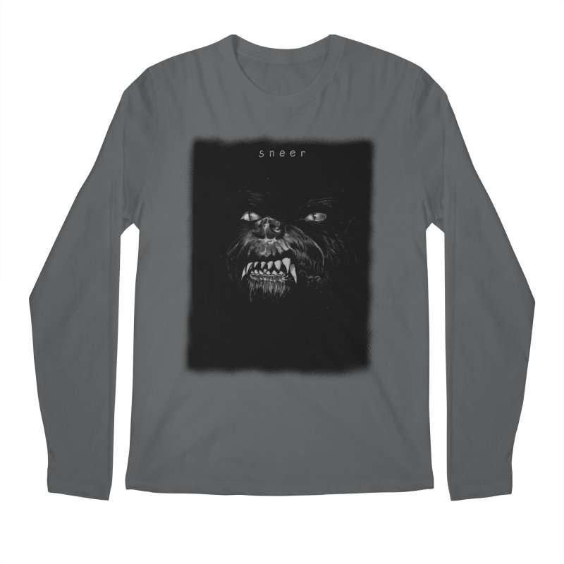 Trust In (The) Nothing Men's Longsleeve T-Shirt by octoberbuilt's Artist Shop