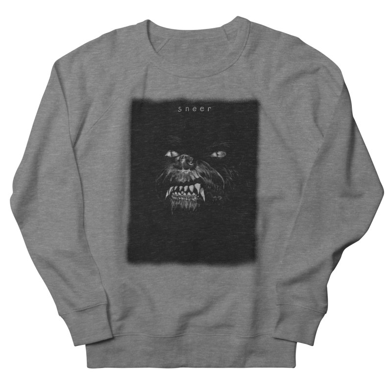 Trust In (The) Nothing Men's French Terry Sweatshirt by octoberbuilt's Artist Shop