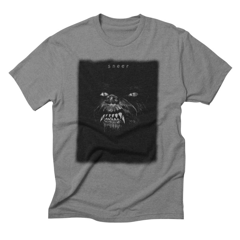 Trust In (The) Nothing Men's Triblend T-Shirt by octoberbuilt's Artist Shop
